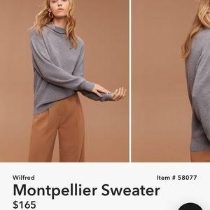 ARITZIA | Wilfred Montpellier sweater